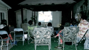Driveway Movie Theater