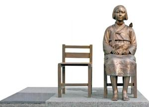 Glendale Comfort Women Memorial. Photo Credit: Glendale News Press